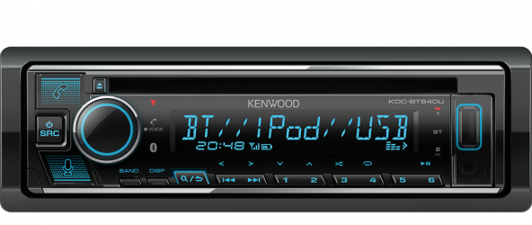 KENWOOD KDC BT 640 U