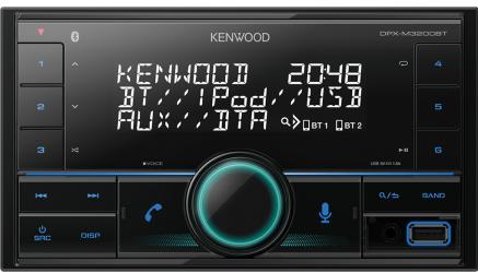 KENWOOD DPX M 3200 BT