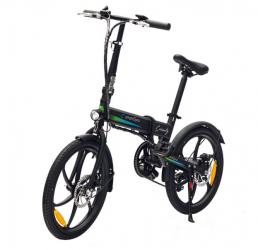 SmartGyro Crosscity Black