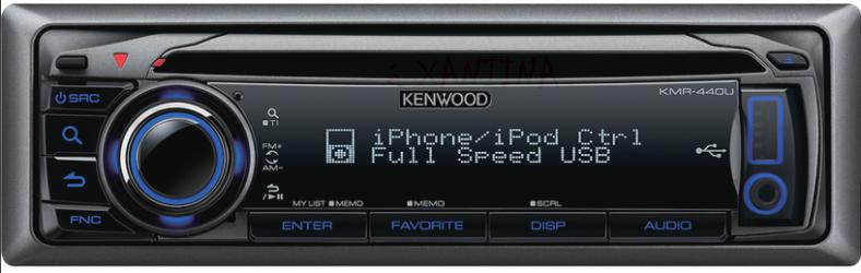KENWOOD KMR 440 U