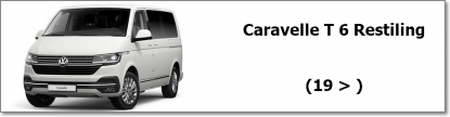 CARAVELLE T 6 Restiling